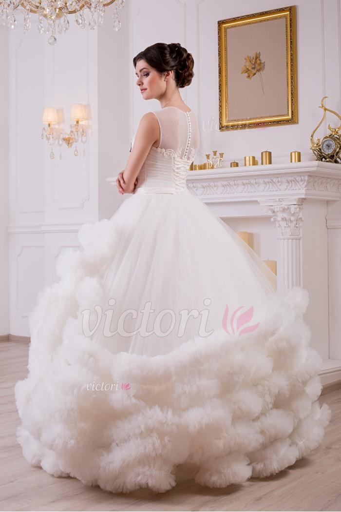 Платье свадебное S1114
