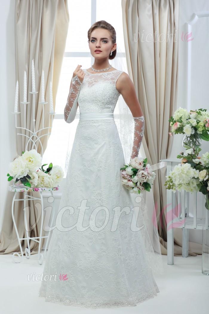 Cвадебное платье S606