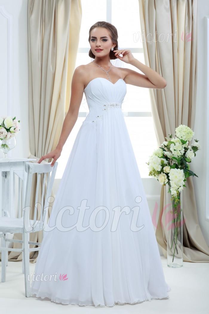 Cвадебное платье S619