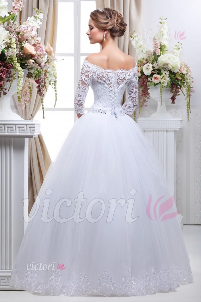 Cвадебное платье S701
