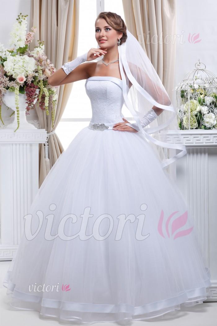 Cвадебное платье S706