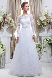 Cвадебное платье S709