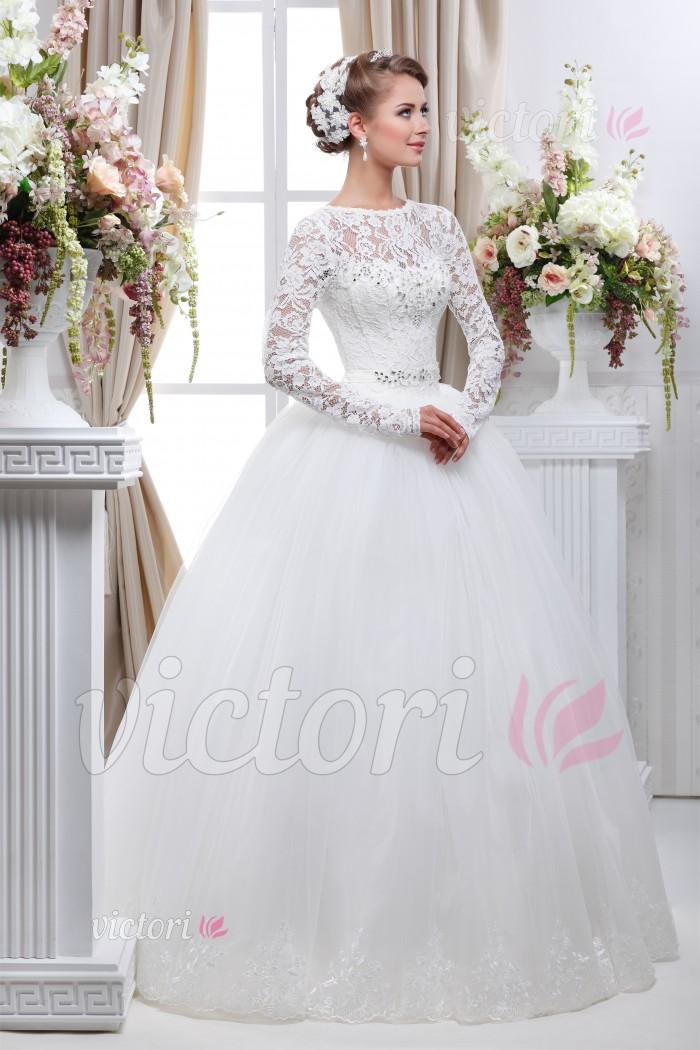 Cвадебное платье S716
