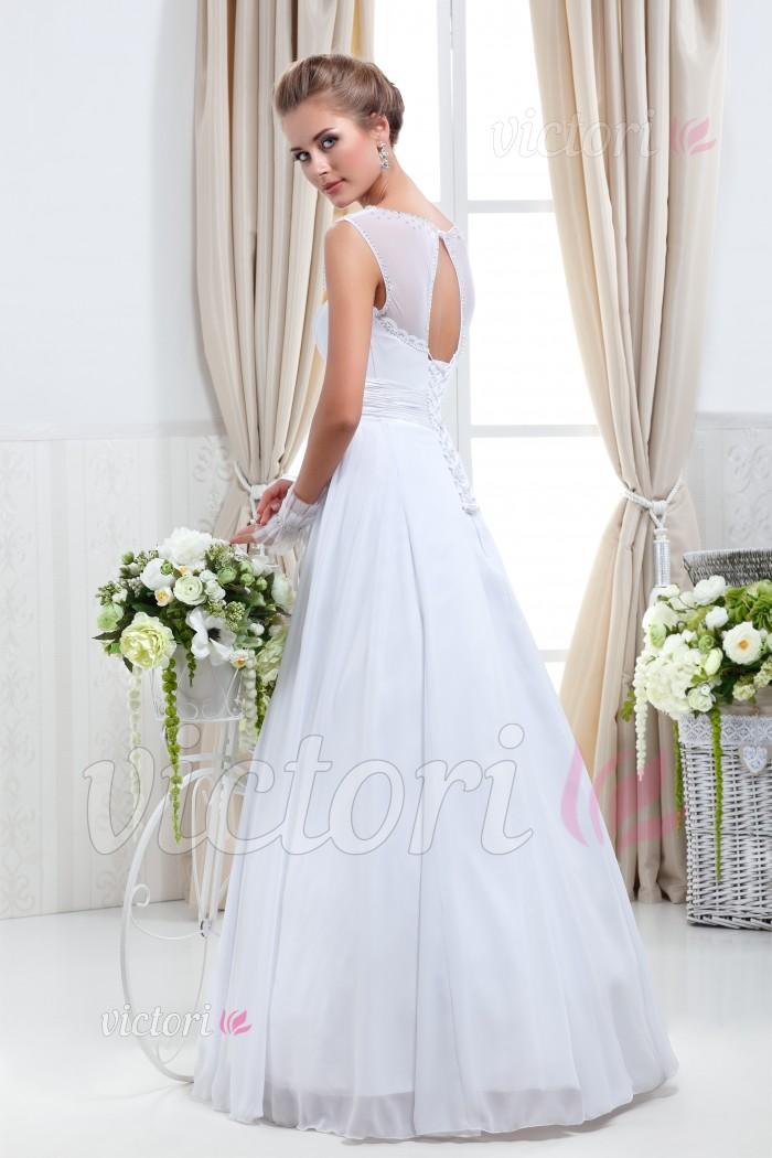 Cвадебное платье S717