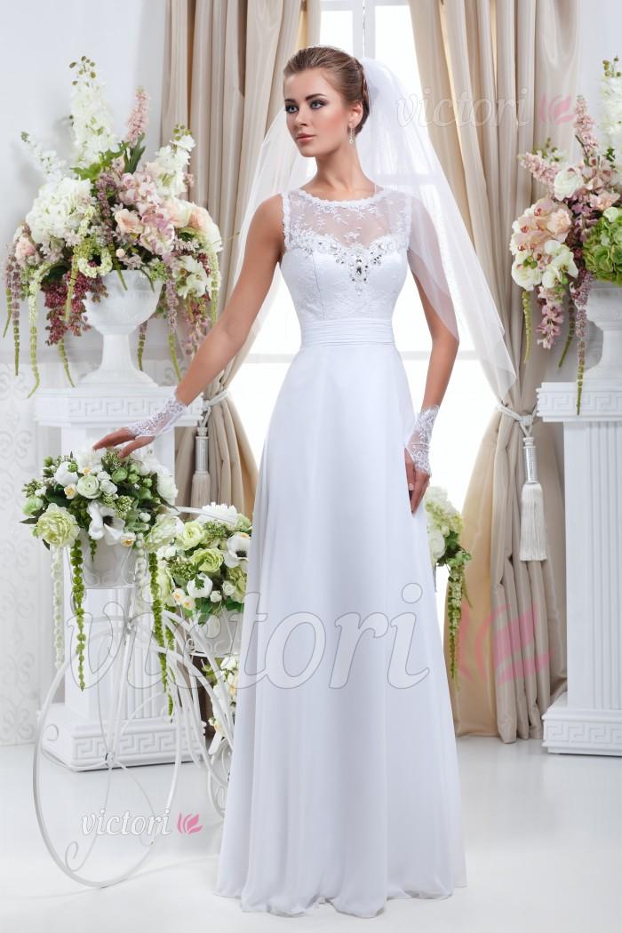Cвадебное платье S719