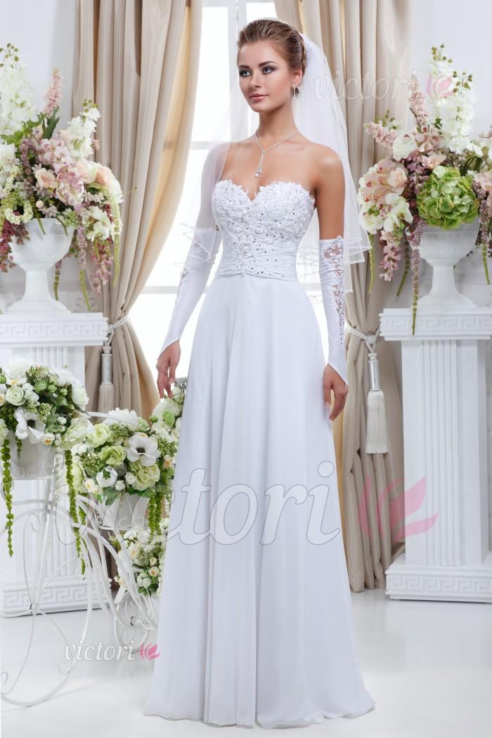 Cвадебное платье S720