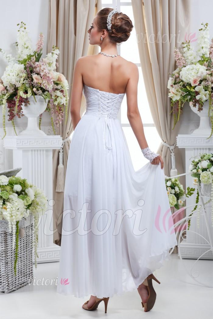 Cвадебное платье S722