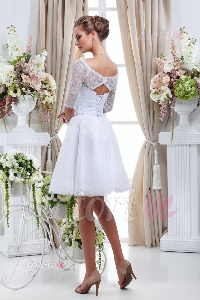 Cвадебное платье S723