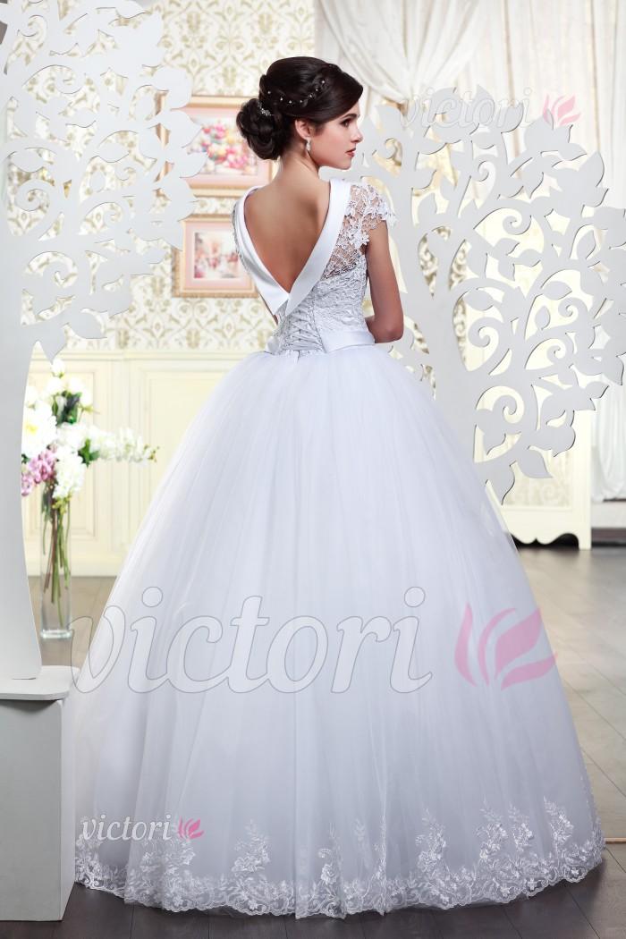 Cвадебное платье S804
