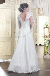 Платье свадебное S814