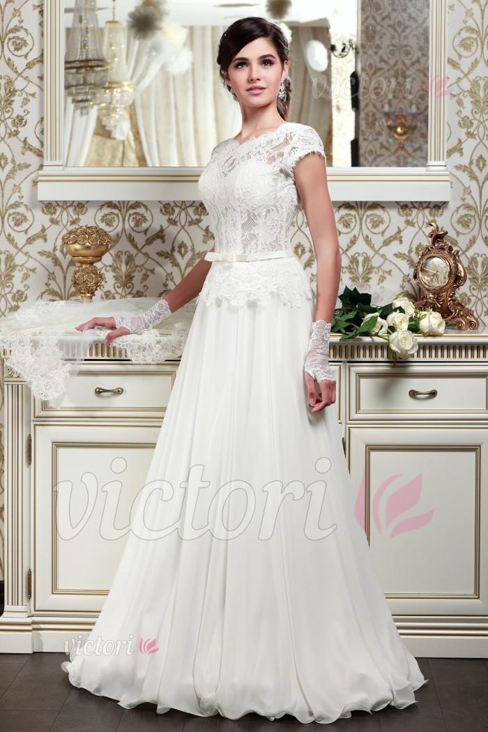 Платье свадебное S819