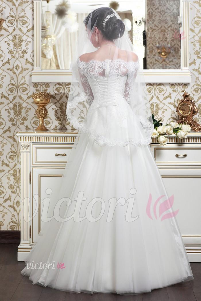 Платье свадебное S823