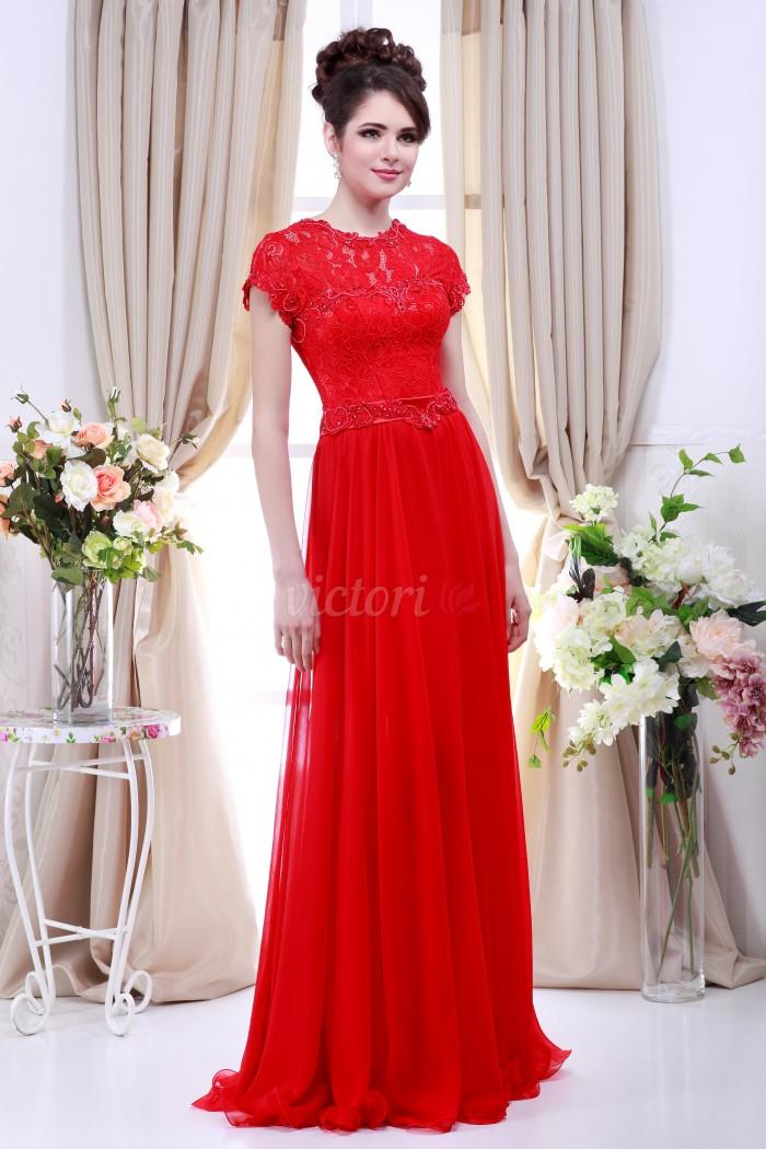 Вечернее платье V611
