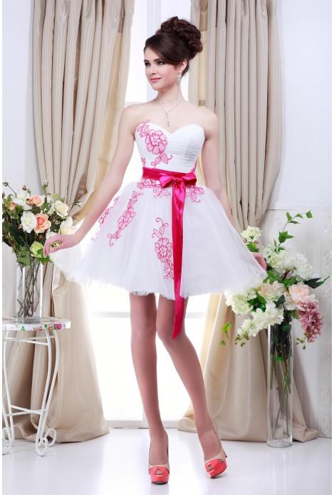 fab315f72fce Короткие вечерние платья на свадьбу или выпускной. 167 коротких ...