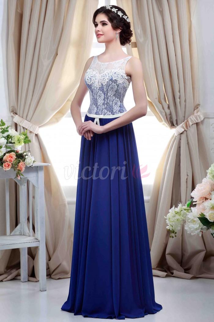Вечернее платье V707