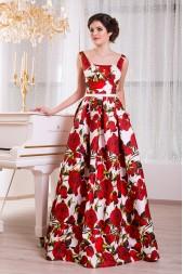 Вечернее платье V861