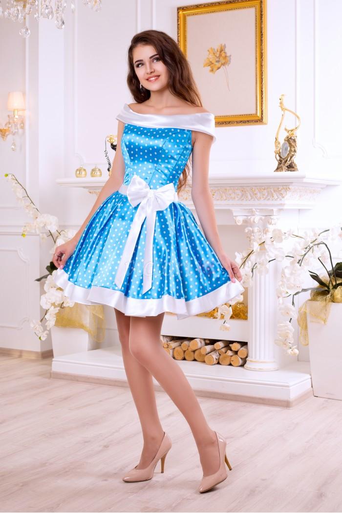 Вечернее платье V874