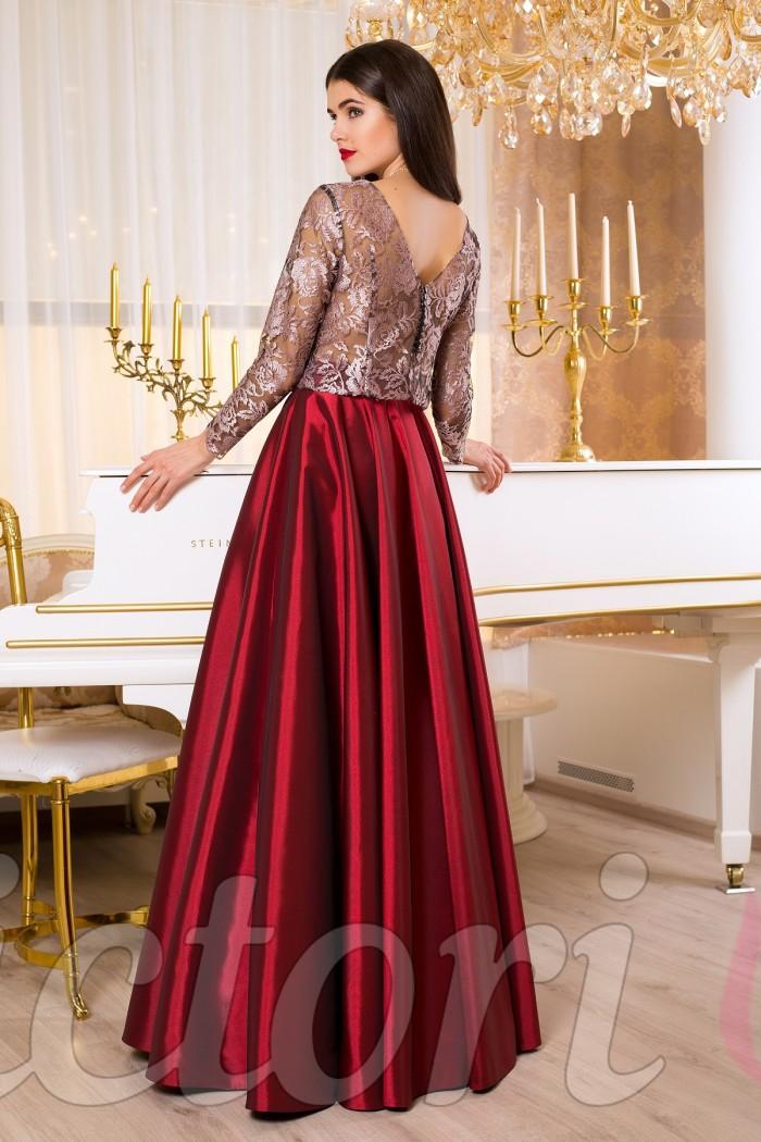 Вечернее платье V908