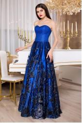 Вечернее платье V909