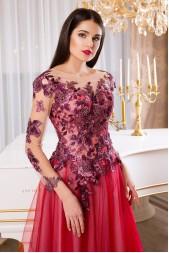 Вечернее платье V945