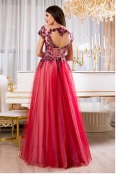 Вечернее платье V947