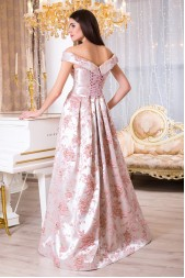 Вечернее платье V952
