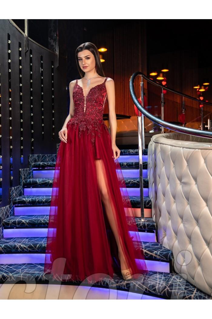 Вечернее платье V1011