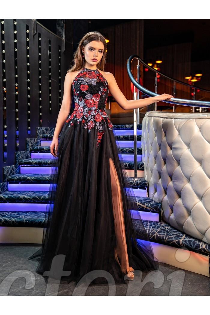 Вечернее платье V1025