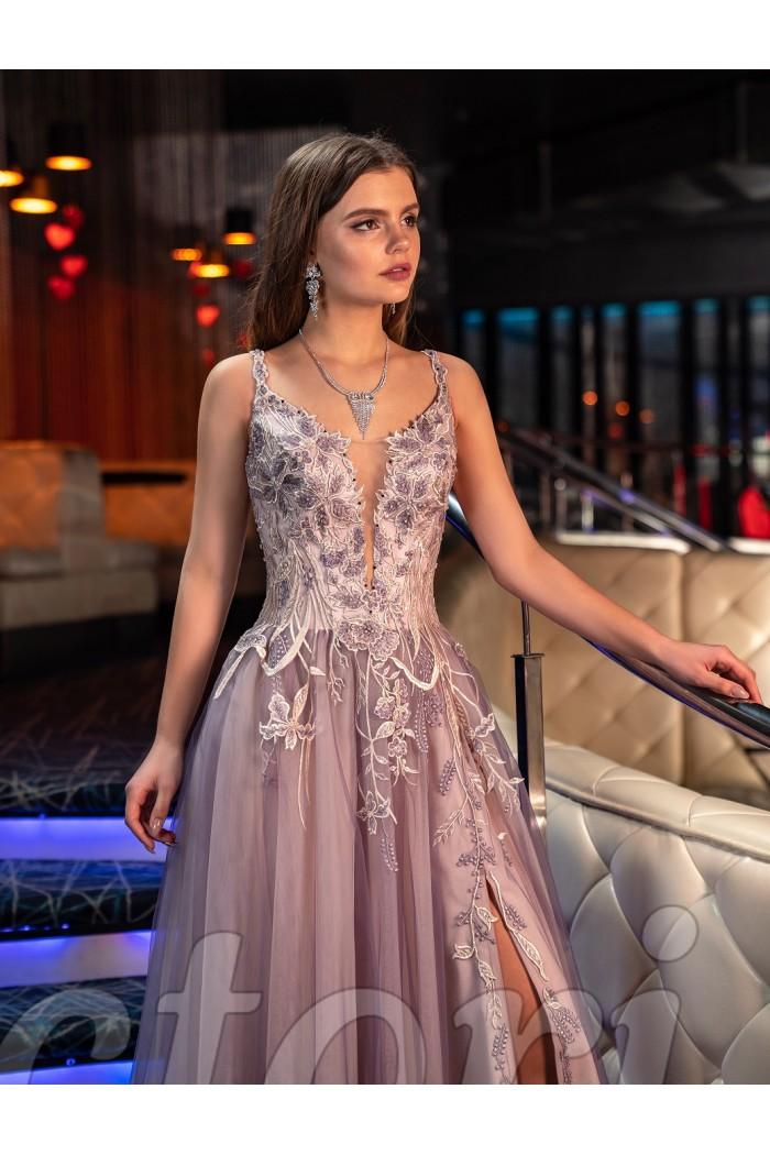 Вечернее платье V1028