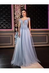 Вечернее платье V1043