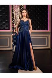 Вечернее платье V1044