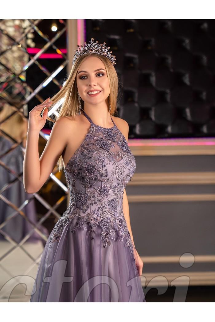 Вечернее платье V1046