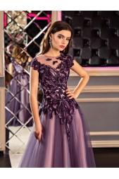 Вечернее платье V1048