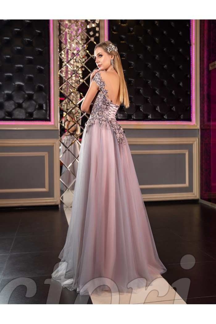 Вечернее платье V1049