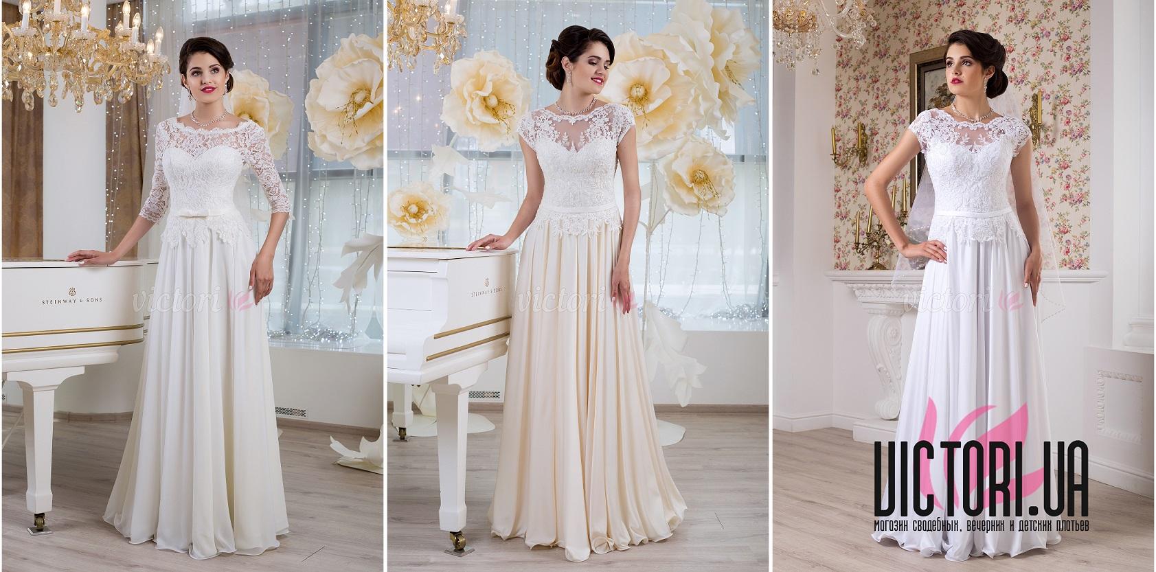 157d6e1716d 2019 год не стал исключением и свадебные платья в стиле Ампир будут  эффектно смотреться как на традиционной церемонии